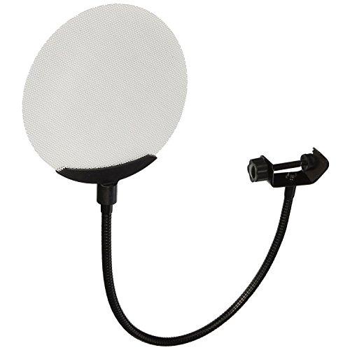 TELESIN Flexible Gooseneck Windscreen Microphone