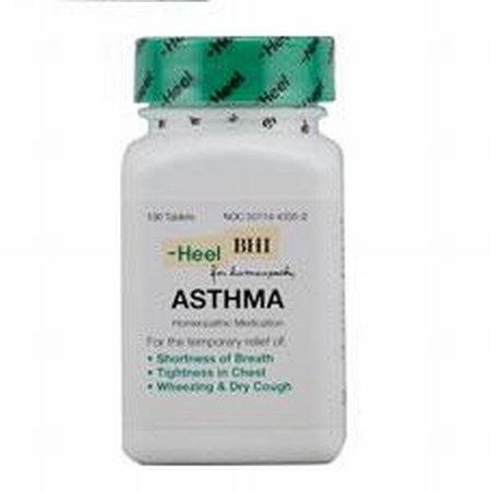 Heel Asthma Homeopathic Medication - 100 Tablets