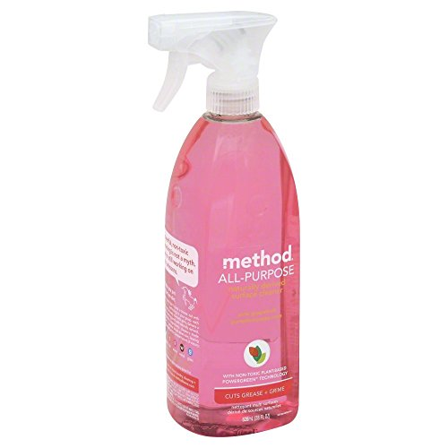 Method All-Purpose Cleaner, Pink Grapefruit, 28 Ounce