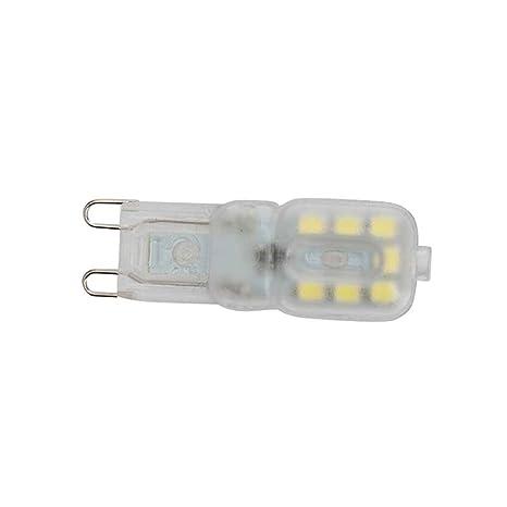 5w Laiteux Maïs Shell Mengonee Bright Led G9 Remplacer Halogène 240v Lampe 22led 2835 Blanc Super Lampes 220v Ampoules v8wOmyN0nP