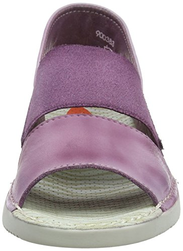 lilac Tai383sof Sling Softinos Sandals Back Women''s Purple WY8TqwSC