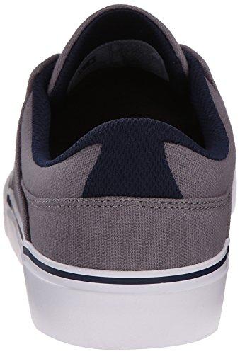DC - Herren Mikey Taylor Vulc TX Lowtop Sportschuh, EUR: 38, Grey/Black