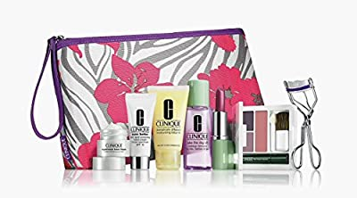 2014 Fall Bloomingdales Clinique 8 Pcs Spring Skin Care & Makeup Gift Set (A $85 Value)