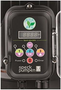 27 m/³//h Speck Badu ECO Touch-pro Filterpumpe 230V