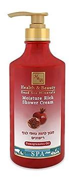 Pomegranate Shower Cream