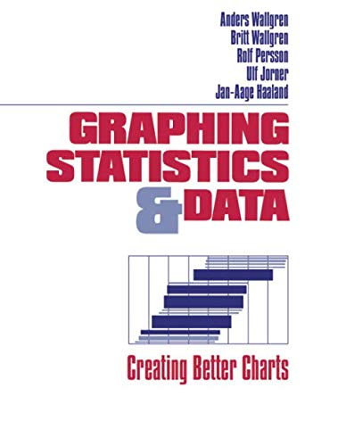 Graphing Statistics & Data: Creating Better Charts (NULL)