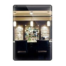 [DsfcZQM16329vKmwv]premium Phone Case For Ipad Air/ Semicircular Home Bar With Stools Tpu Case Cover Sending Screen Protector in Free