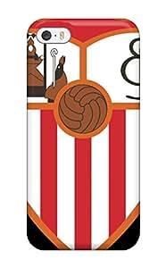 Alex D. Ulrich's Shop Discount Case Cover Protector For Iphone 5/5s Sevilla Fc Logo Case