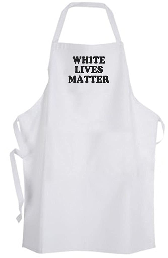 White Lives Matter – Adult Size Apron