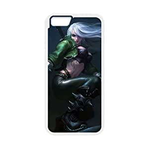 Katarina iPhone 6 4.7 Inch Cell Phone Case White DIY Gift pxf005-3682229