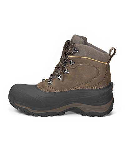 Mens Eddie Bauer Snowfoil Boot Cocoa (Brown) 2LrCWFw9s