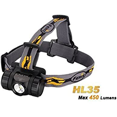 Fenix HL35 Cree XP-G2 R5 450LM Waterproof 14500 LED Headlamp