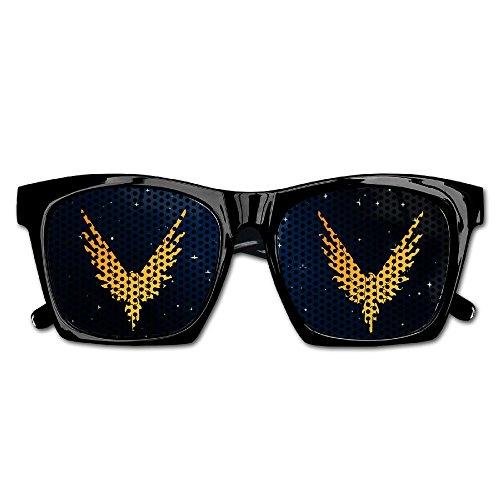 Mawp Parrot Logo Polarized Sunglasses Sports Sunglasses For Daily Wear,Baseball,Cycling,Fishing,Golf,Softball,Hiking