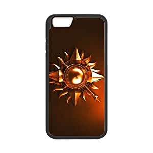 game of thrones 5 iPhone 6 6s Plus 5.5 Inch Cell Phone Case Black gift zhm004-9294380