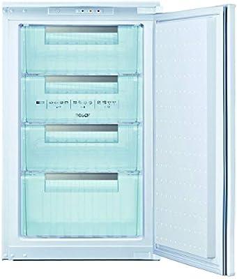 Bosch Freezer, 98L Vertical Color blanco A+ 98L - Congelador (98L ...