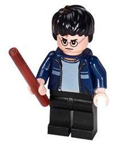 Harry Potter Blue Jacket Wand