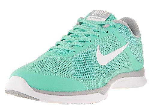 Nike Kvinnor I Säsong Tr 5 Cross Trainer Turkos / Vit Hyper Turkos / Vit / Grå / Jade