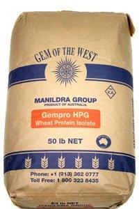 Wheat Protein Isolate (Arise 8000) - 50 Pound Bag