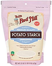 Bobs Red Mill Potato Starch, Fecule De Pomme De Terre, 624 grams