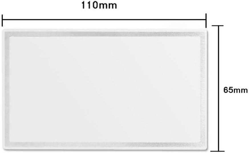 Morningtime Auto Interieur Spiegel Schminkspiegel Edelstahl Tragbarer Sonnenschutz Kosmetikspiegel Auto Sonnenblende Zierspiegel