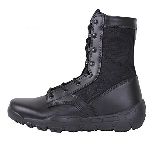 Rothco Boot Black Lightweight Max Tactical V 68wx06rS