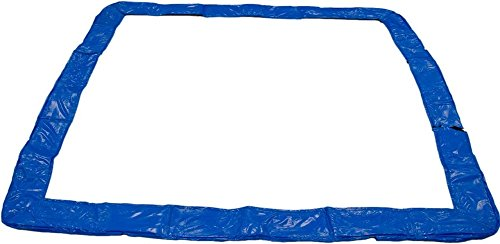Skywalker Square Trampoline Safety Pad (Spring Cover) for 13ft x 13ft Trampoline - Blue ()