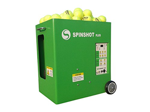 Spinshot Plus-2 Tennis Ball -