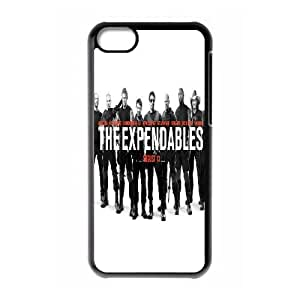 iphone5c cell phone cases Black The Expendables fashion phone cases JY3511084