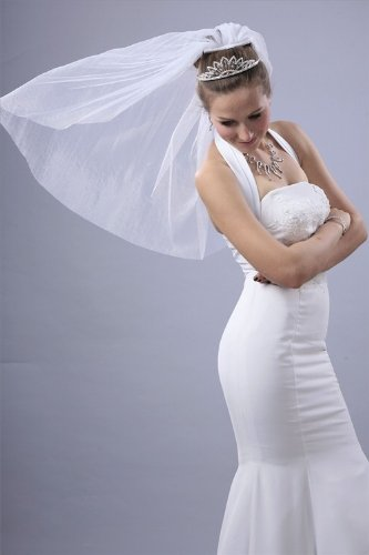 Bridal Wedding Fingertip Length Pencil product image