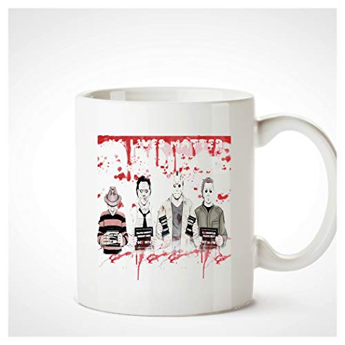 Squad Jason Michael horror squad halloween Mug -