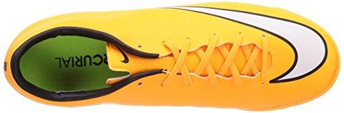 Nike Mercurial Vittoria V Ic Herren Fußballschuhe Arancione (arancione Del Laser / Bianco-nero-volt 800)
