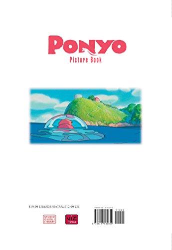 Ponyo Picture Book (PONYO ON THE CLIFF) by VIZ Media, LLC (Image #1)
