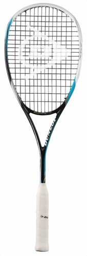 Dunlop Biomimetic Pro GTS 130 Squash Racquet Black/Blue/White