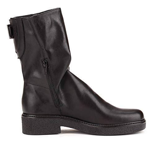 Woman Big Flexx Biker Boot Black The wqIBg1q