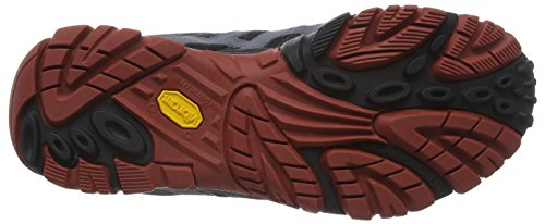 Merrell Moab Gore-Tex, Zapatos de Low Rise Senderismo para Hombre Multicolor (Castle Rock/Black)