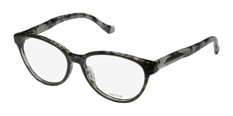 KENSIE Eyeglasses STELLAR Black 51MM at Amazon Women\'s Clothing ...