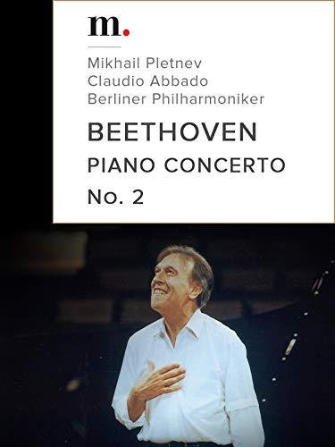 Beethoven, Piano Concerto No. 2 in B-flat major - Mikhail Pletnev, Claudio Abbado, Berliner Philharmoniker