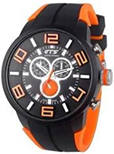 Silicon Analog GTS Sports Watch for Men