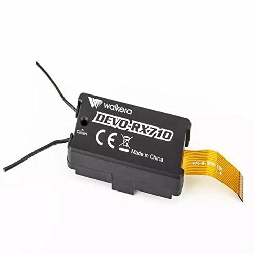 Goliton? RC Quadcopter Spare Parts 2.4G DEVO-RX710 Receiver for Walkera Runner 250 by Goliton