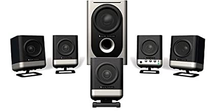 amazon com altec lansing 251 5 1 computer speakers 6 speaker rh uedata amazon com Altec Lansing Subwoofer Manual Altec Lansing Subwoofer Manual