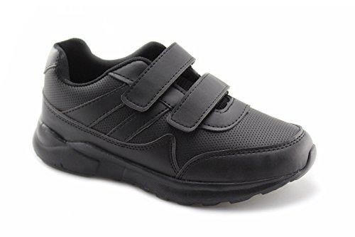 Black Sneakers For School - 1