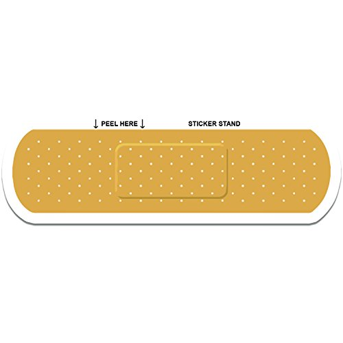 Band-aid Bandage Car Decal / Sticker -