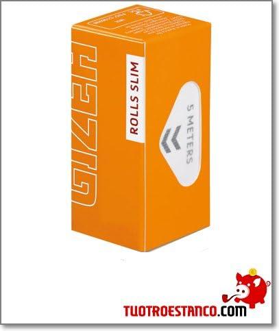 Gizeh Rollos Naranjas – 20 Rollos: Amazon.es: Juguetes y juegos