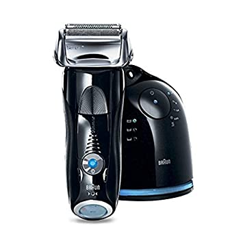 Braun Series 7 760cc-4 Electric Foil Shaver for Men with Clean Charge Station, Electric Men s Razor, Razors, Shavers, Cordless Shaving System