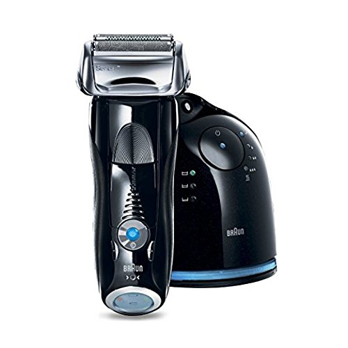 Braun Series 7 760cc-4 Electric Foil Shaver for Men with Clean & Charge Station, Electric Men's Razor, Razors, Shavers, Cordless...
