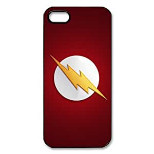 The Flash iPhone Case for iphone 5/5s, Well-designed TPU iphone 5s Case, iphone accessories