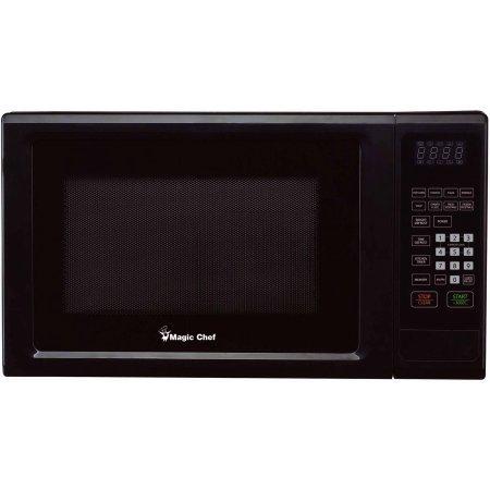 Magic Chef 1.1 cu ft Microwave - Black