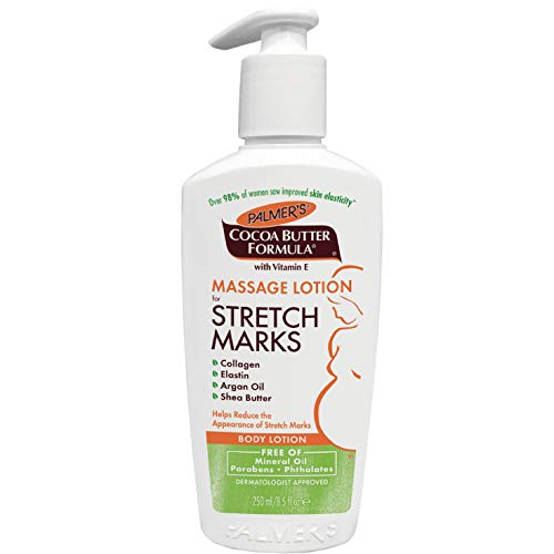 Stretch Mark Anti Cream (Palmer's Cocoa Butter Formula Massage Lotion For Stretch Marks and Pregnancy Skin Care, 8.5 Oz.)