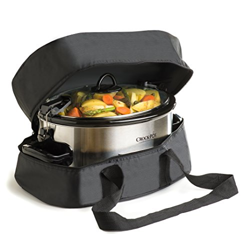 Thermal Slow Cooker Travel Bag For The