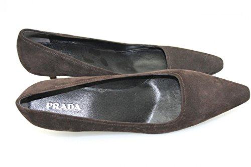 Women's Pumps Leather 1I9363 Prada Heels xYdXnP8Xw